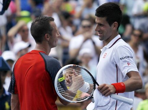 Djokovic đang hướng tới những kỳ tích cho riêng mình