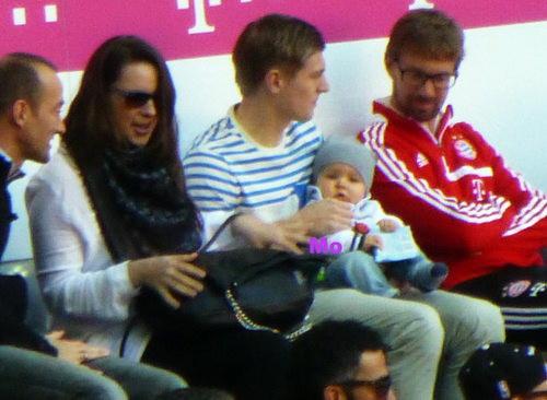 Kroos là người rất có trách nhiệm với gia đình