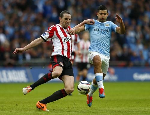 Sergio Aguero chấn thương khiến Man City sẽ phải gặp nhiều khó khăn