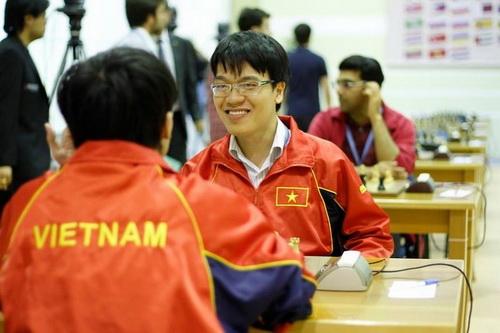 Cơ hội cọ xát quý giá cho hai kỳ thủ hàng đầu Việt Nam