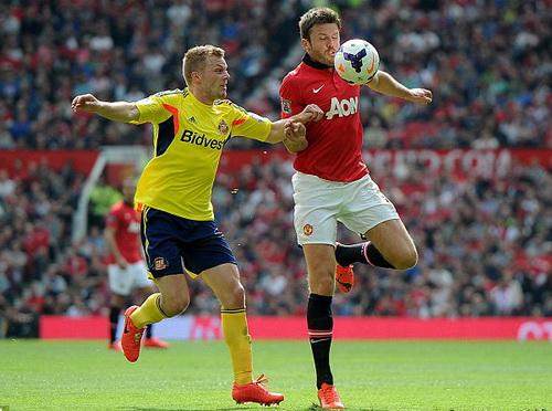Larsson ghi bàn duy nhất, giúp Sunderland giành chiến thắng lịch sử