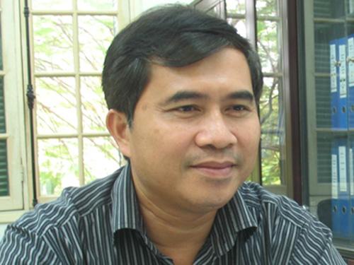 Ông Lê Quang Hùng là Thứ trưởng thứ 6 của Bộ Xây dựng