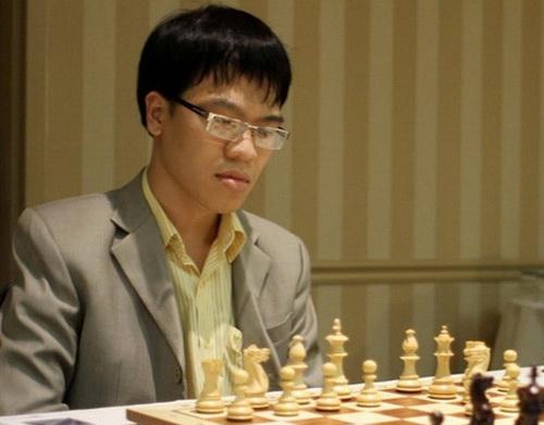 Thi đấu sa sút, Lê Quang Liêm mất danh hiệu siêu đại kiện tướng - Ảnh 3.