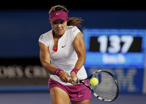 Li Na chứng tỏ bản lĩnh của tay vợt đàn chị