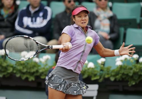 Li Na thua đậm trước tay vợt kém mình cả trăm hạng