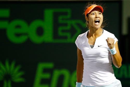 Li Na từng là biểu tượng của quần vợt châu Á