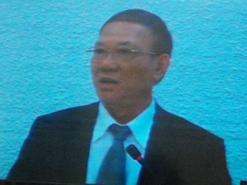 Luật sư Nguyễn Đình Hưng đề nghị trả hồ sơ điều tra lại vụ án vì xuất hiện tình tiết mới