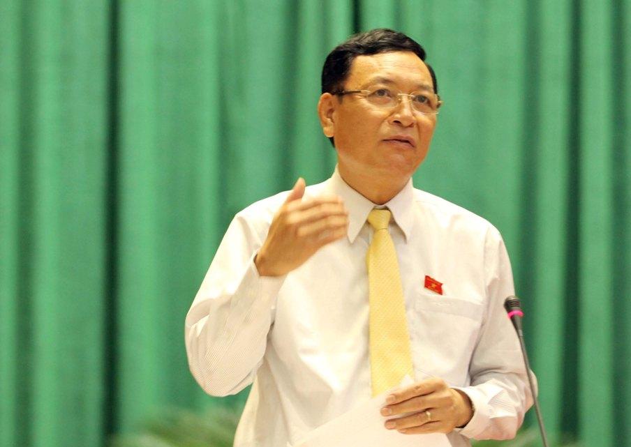 Bộ trưởng Phạm Vũ Luận khẳng định việc đổi mới thi tốt nghiệp sẽ tiếp tục đậm đặc hơn, sâu hơn nhằm thực hiện lộ trình tiến tới 1 kỳ thi quốc gia