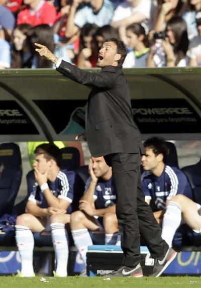 Enrique có kinh nghiệm cầm quân và nhiều năm gắn bó với Barcelona