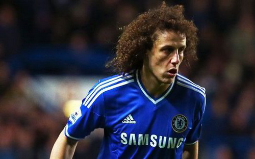 David Luiz sẽ đến...