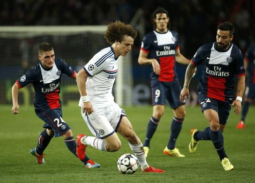 Paris Saint-Germain là đại gia về mua sắm cầu thủ