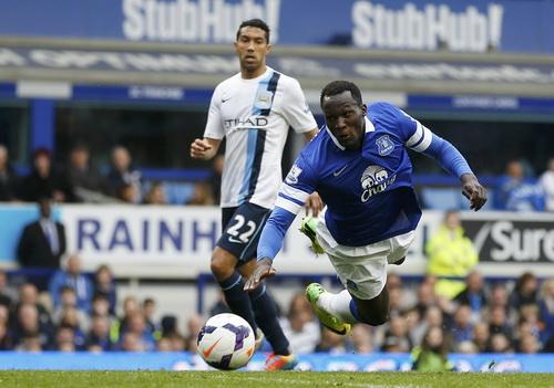 Lukaku ghi bàn nhưng Everton vẫn thua trận trên sân nhà