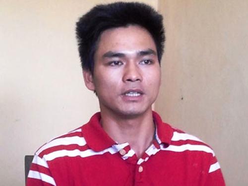 Lý Nguyễn Chung sau khi ra đầu thú khai nhận việc giết chị Nguyễn Thị Hoan