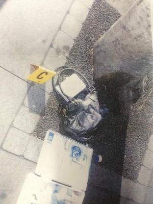 Nơi nạn nhân Lisa Harnum thiệt mạng. Ảnh: Sydney Morning Herald