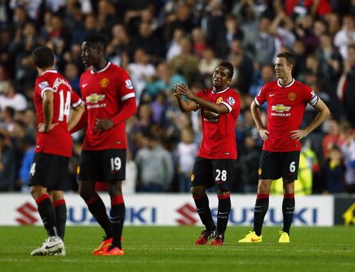 Các cầu thủ Man United đổ lỗi cho nhau sau các bàn thua