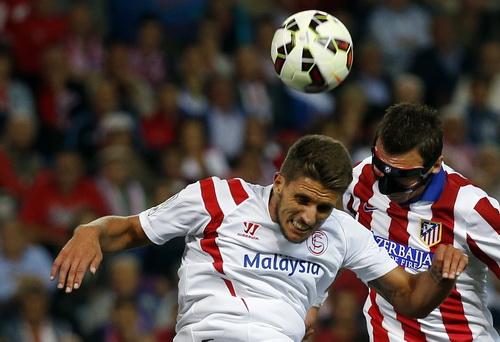 Tinh thần chiến đấu của Mario Mandzukic mang lại cảm hứng cho đồng đội ghi bàn