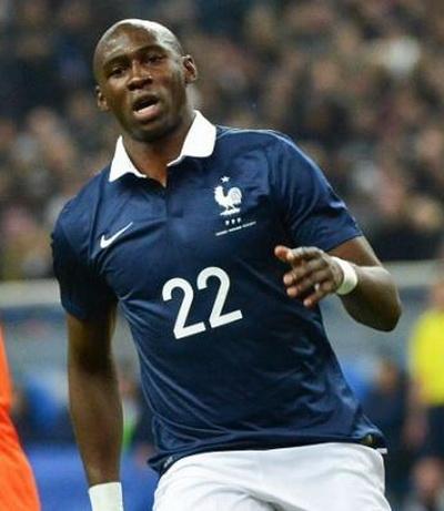 Mangala khoác áo tuyển Pháp ở World Cup 2014