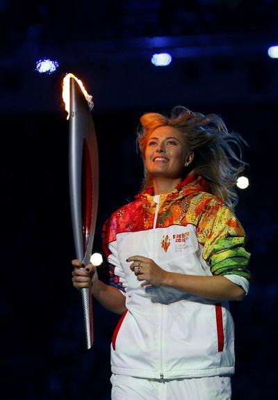 """""""Sự cố"""" tại lễ khai mạc Thế vận hội mùa Đông Sochi 2014"""