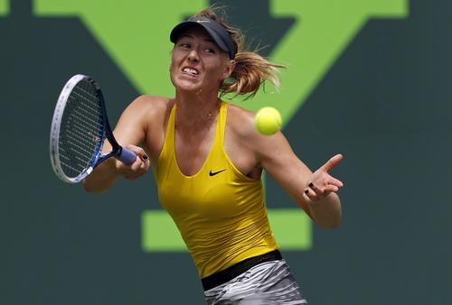 Chờ Masha tái xuất ở WTA Stuttgart