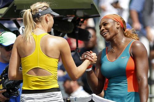 Serena chờ đối đầu với Masha ở bán kết