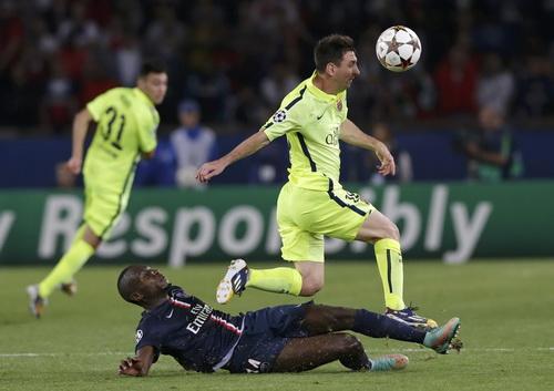 Messi và Neymar cùng ghi bàn, Barcelona vẫn thua