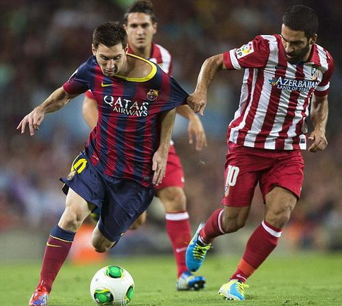 Messi mất nhiều danh hiệu do chấn thương trong năm 2013