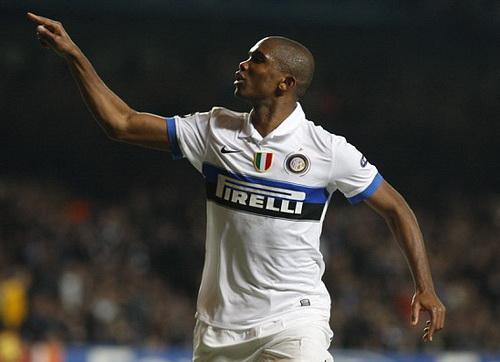 Từng đánh bại Chelsea trong màu áo Inter mùa giải 2009-2010