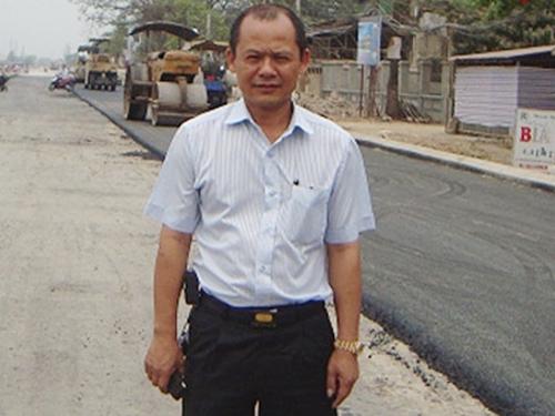 Ông trùm Nguyễn Ngọc Minh (Minh Sâm) - Ảnh: TN