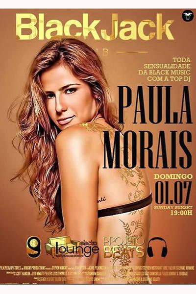 Tên tuổi Paula Morais trong làng giải trí cũng nổi không kém Ronaldo bên bóng đá