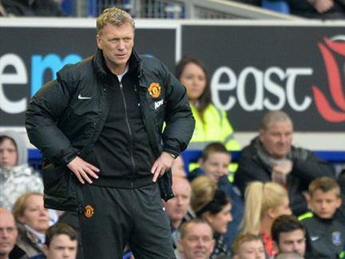 Moyes đã nói lời chia tay với Man United