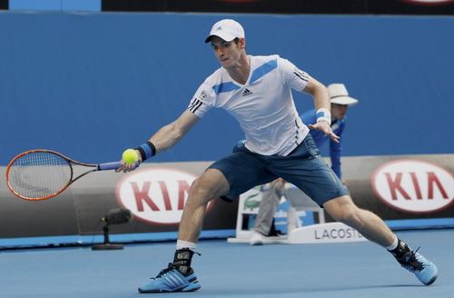 Murray nhẹ nhàng vào vòng tứ kết