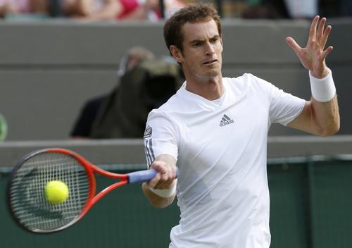 Any Murray sẽ chạm trán với anh trai Jamie ở vòng hai