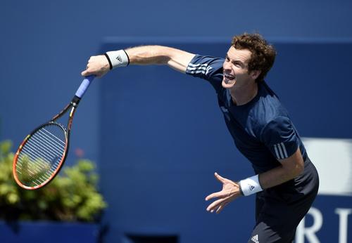 Andy Murray đánh bại đối thủ trẻ Nick Kyrgios
