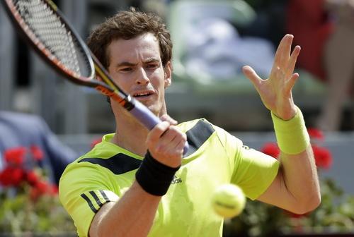 Murray vào từ kết, chờ gặp Nadal
