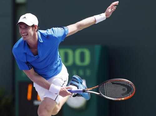 Andy Murray mạnh mẽ trong hành trình bảo vệ ngôi vô địch