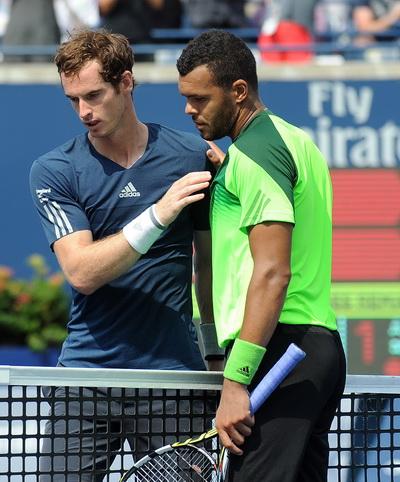 Murray chia tay Rogers Cup ở tứ kết