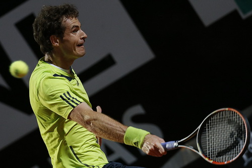 Murray sẽ cải thiện thứ hạng sau Roland Garros 2014?