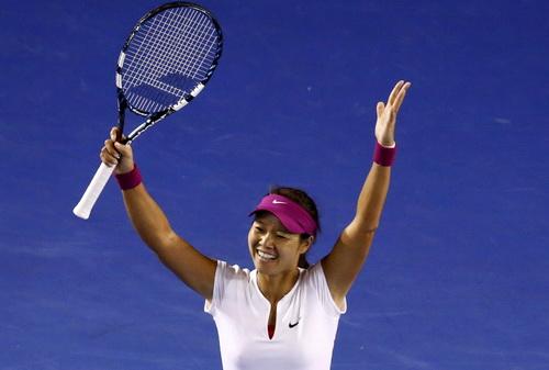 Lần thứ nhì đăng quang ở một giải Grand Slam