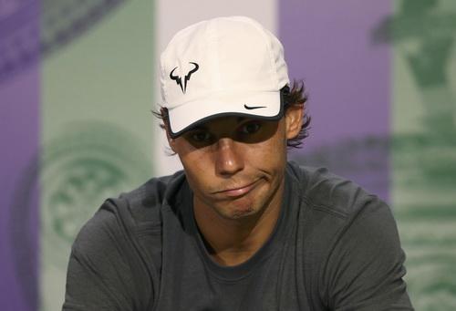 Nadal buồn bã sau khi rút lui khỏi hai giải Masters và một Grand Slam ở Bắc Mỹ