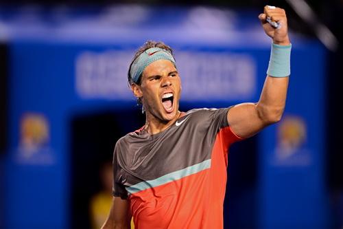 Nadal đặt mục tiêu sớm trở lại và giành các danh hiệu trong năm 2015