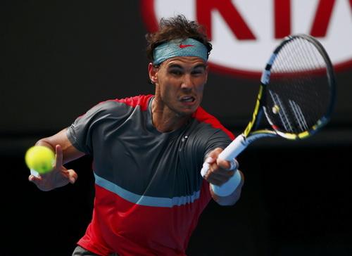 Nadal vượt khó trước Kei Nishikori