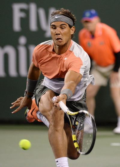 Sự trở lại của Nadal...