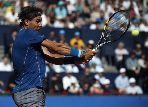 Rafa Nadal khởi đầu chật vật tại Barcelona Open