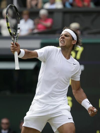 Nadal thi đấu không thành công ở Wimbledon và chia tay sân đấu đến nay