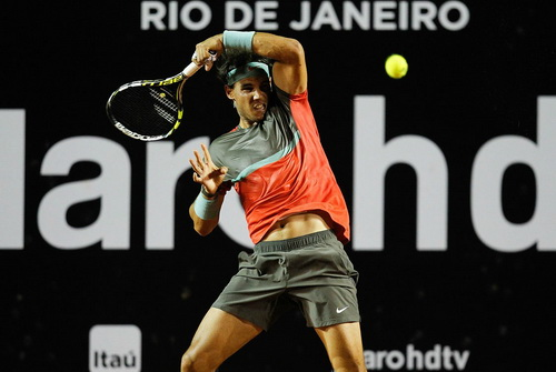 Nadal đánh bại đồng hương Andujar, vào chung kết