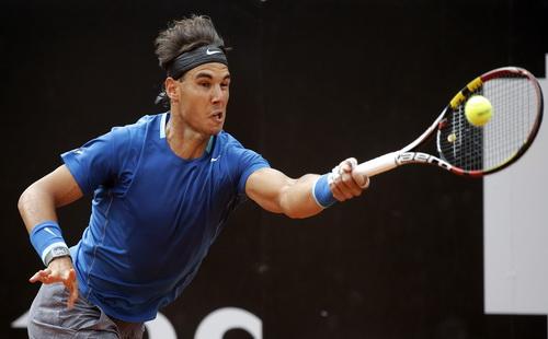 Nadal chật vật giành chiến thắng trước