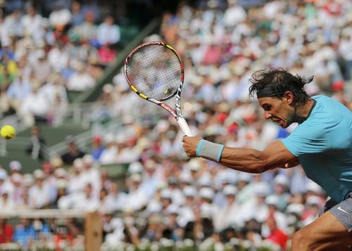 Nadal bị loại ở vòng đầu nội dung đôi nam ở Bắc Kinh