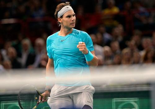 Nadal trở lại ngôi vị số một thế giới 2013