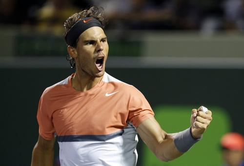 Nadal giành quyền vào bán kết