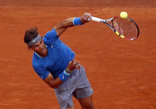 Nadal vừa chật vật bảo vệ ngôi vị số một ở Madrid Open, chờ thử thách tiếp theo ở Rome